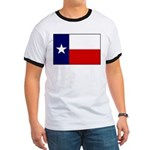 Texas Flag v3 Ringer T