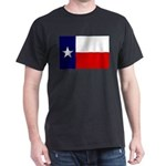 Texas Flag v3 Dark T-Shirt