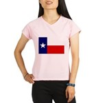 Texas Flag v3 Performance Dry T-Shirt