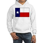 Texas Flag v3 Hooded Sweatshirt