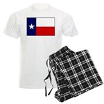Texas Flag v3 Men's Light Pajamas