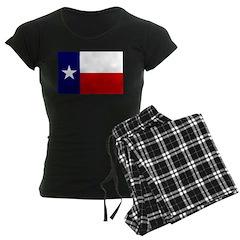Texas Flag v3 Pajamas