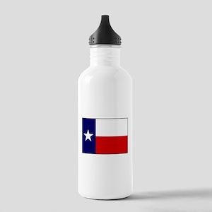 Texas Flag v3 Stainless Water Bottle 1.0L