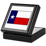 Texas Flag v3 Keepsake Box
