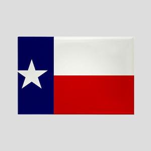 Texas Flag v3 Rectangle Magnet