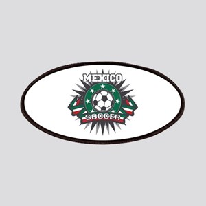 Mexico Soccer Ball Patches