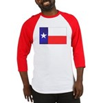 Texas Flag v4 Baseball Jersey