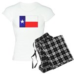 Texas Flag v4 Women's Light Pajamas