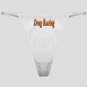 Drag Racing Flame Classic Thong