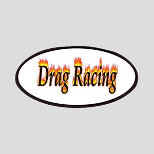 Drag Racing Flame Patches