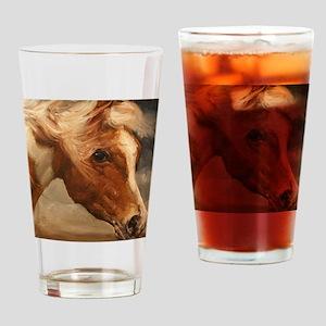 Assateague Pony Drinking Glass