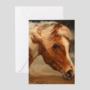 Assateague Pony Greeting Card
