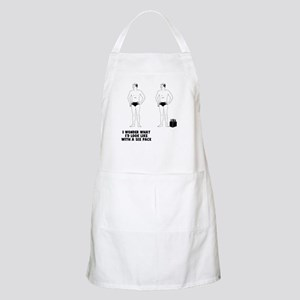 Six Pack Apron