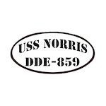 USS NORRIS Patch