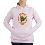 USS NORRIS Women's Hooded Sweatshirt