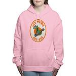 USS NORRIS Women's Hooded Sweatshirt