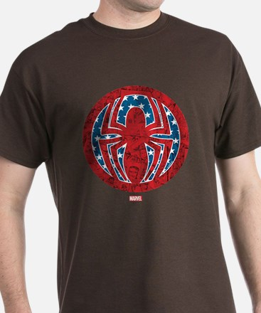 Stars, stripes, and spiders T-Shirt