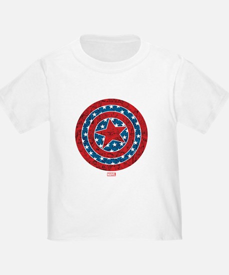 Stars and Stripes Captain America T