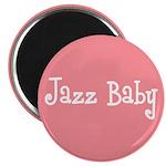 Jazz Baby Magnet