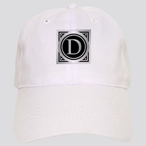 Deco Monogram D Baseball Cap