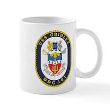 DDG 101 USS Gridley Mug
