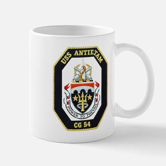USS Antietam CG-54 Mugs