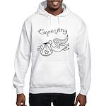 Expecting Hooded Sweatshirt