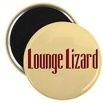 Lounge Lizard Magnet