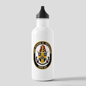 USS James E. Williams DDG-95 Water Bottle