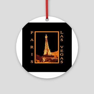 Paris Las Vegas 32 Ornament
