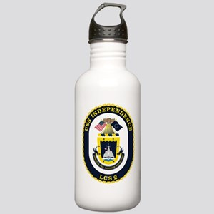 USS Independence LCS-2 Water Bottle