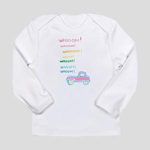 WROOOM...! Long Sleeve T-Shirt
