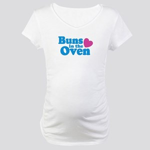 Buns in the Oven Maternity T-Shirt