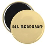 Oil Merchant Magnet