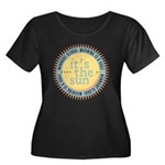 Its The Sun Plus Size T-Shirt