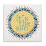 Its The Sun Tile Coaster