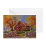 Country Cobblestone Note Cards (Pk of 10)