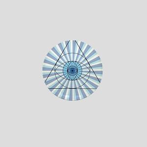 New 3rd Eye Shirt4 Mini Button
