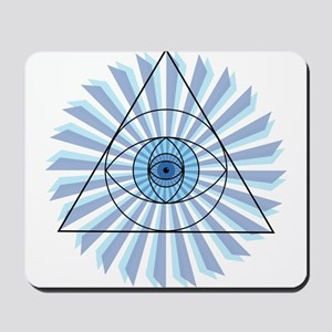 New 3rd Eye Shirt4 Mousepad