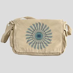 New 3rd Eye Shirt4 Messenger Bag