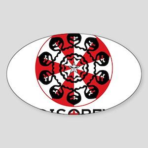 DISOBEY8 Sticker