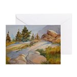 Sierra Shadows Note Cards (Pk of 10)