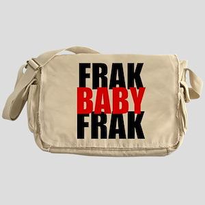 Frak Baby Frak Messenger Bag