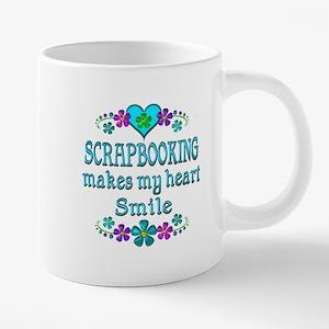 Scrapbooking Smiles Mugs