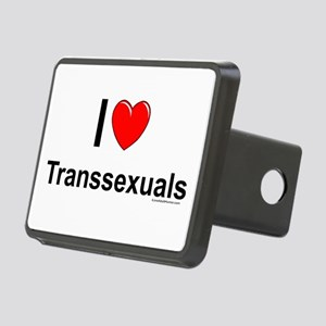 Transsexuals Rectangular Hitch Cover