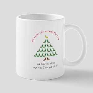 Around The Tree Mugs