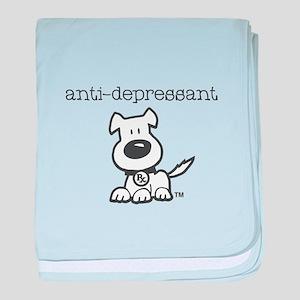 Anti Depressant baby blanket