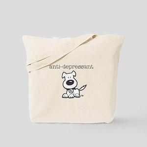Anti Depressant Tote Bag