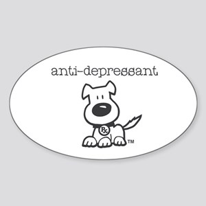Anti Depressant Sticker