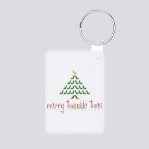 Merry Twinkle Toes Keychains